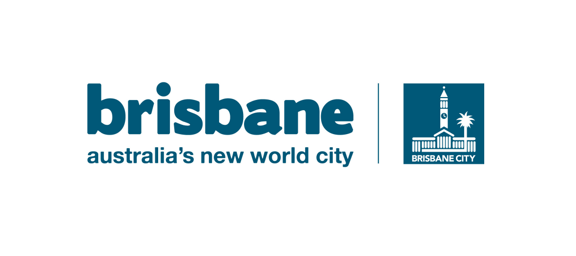 Brisbane City Council & Brisbane Marketing Logo